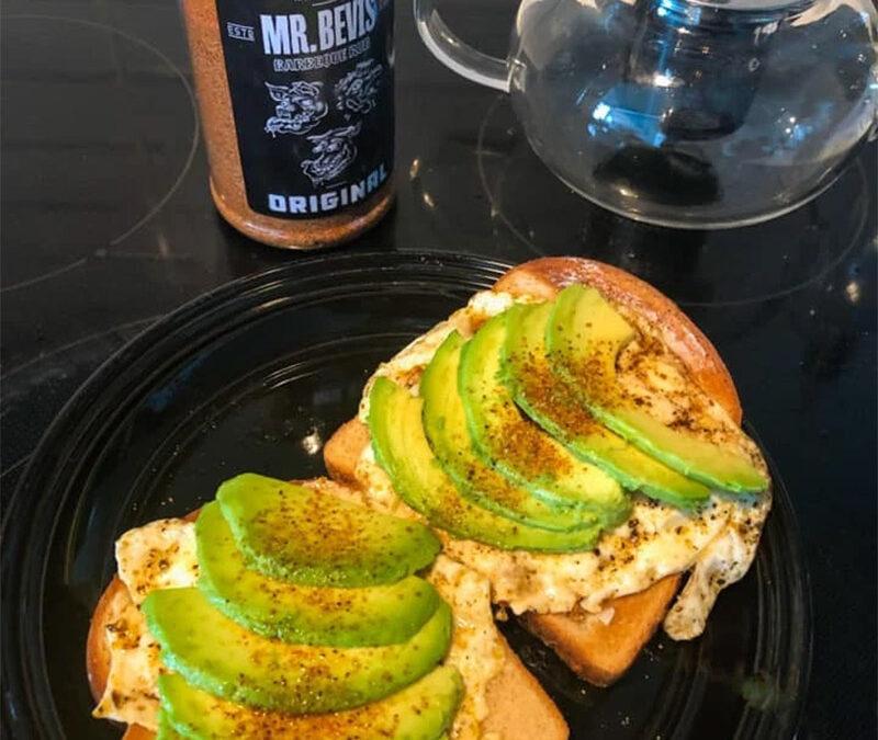 Mr. Bevis Avocado Toast