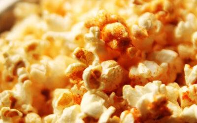 Mr. Bevis Popcorn